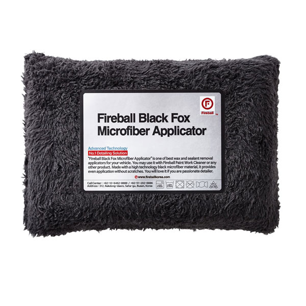 Fireball-Black-Fox-Microfiber--Applicator