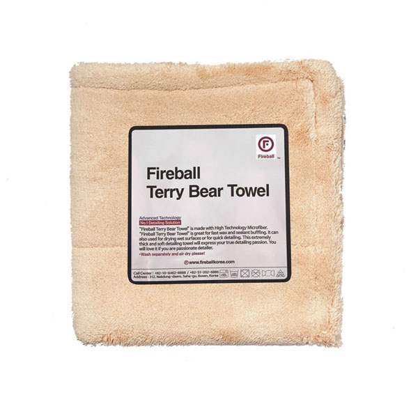 Fireball-Terry-Bear-Towel----40X40